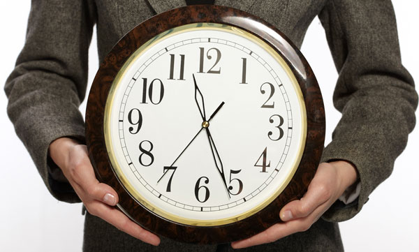 время-психотерапевта
